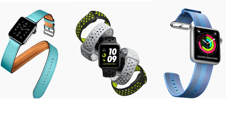 Весна 2017 – новая коллекция ремешков для Apple Watch уже доступна