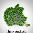 Apple разрабатывает оболочку для Android-смартфонов