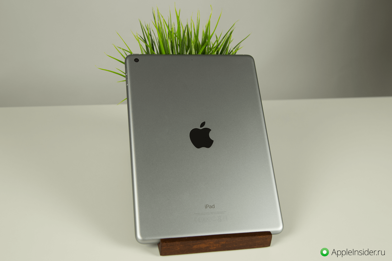 #Видео: iPad 2017 — новый, но почти как старый