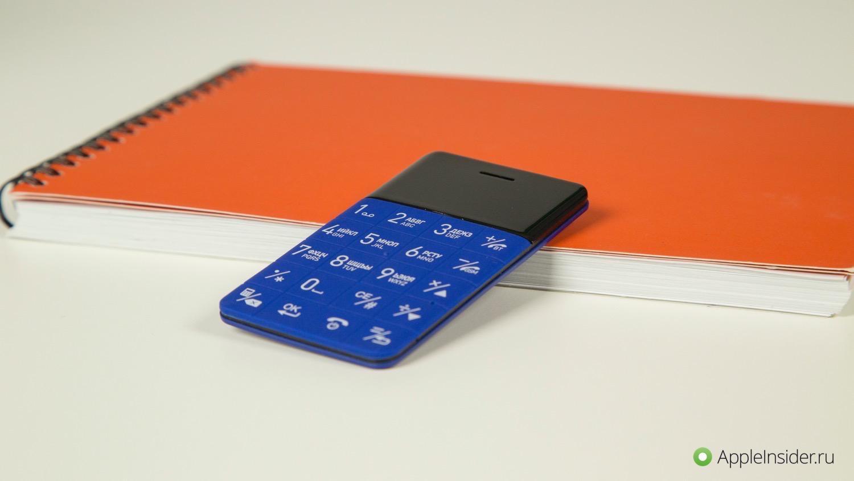 #Видео: Elari CardPhone — почти вторая SIM-карта для iPhone