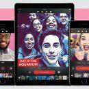 Apple выпустила Clips – редактор видео для социальных сетей