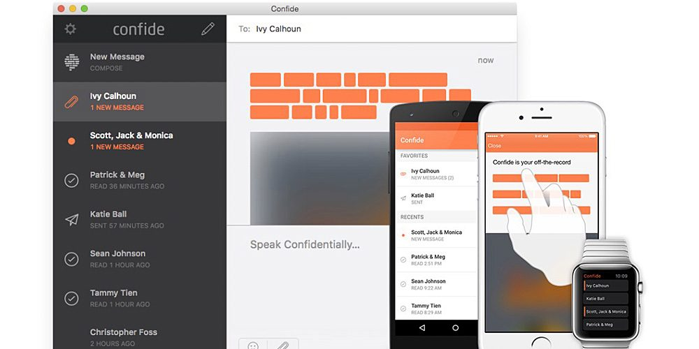 Это приложение для iPhone используют для безопасной переписки в Белом Доме