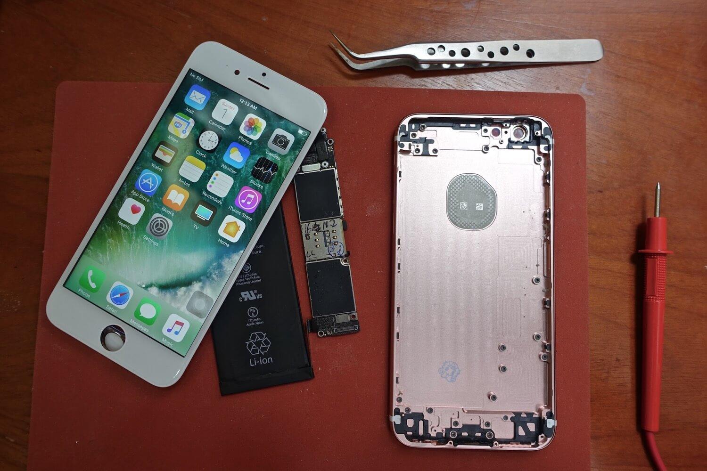 Посетитель китайского рынка собрал свой iPhone 6s за 300 долларов