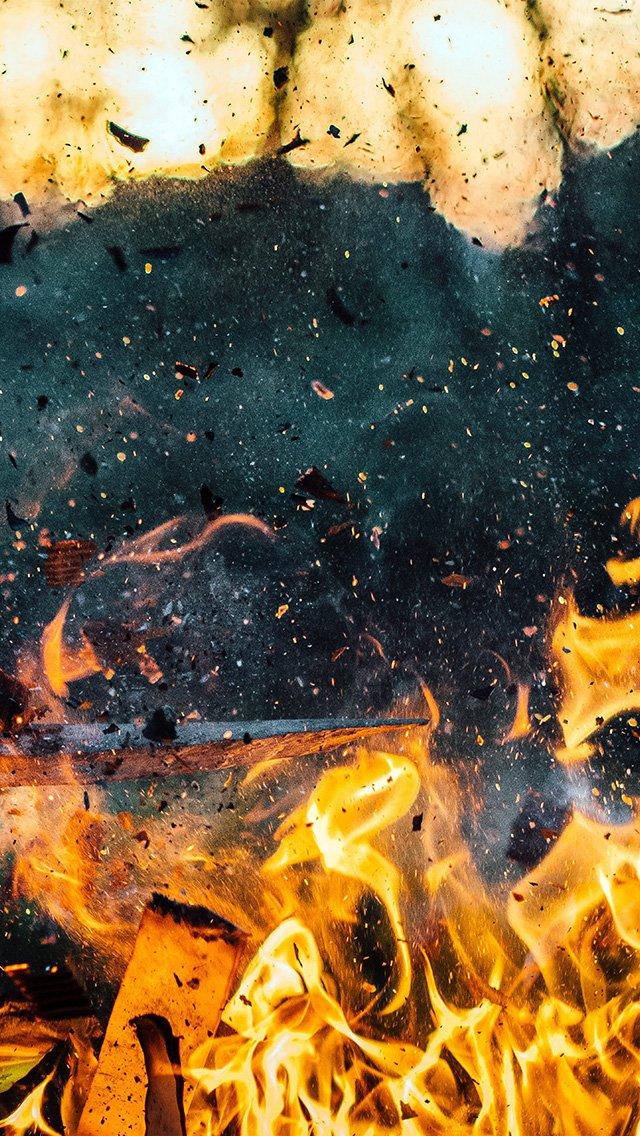 Подборка лучших обоев: огонь