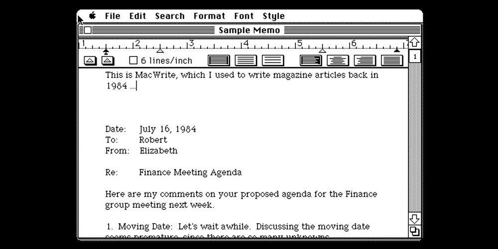 Эмулятор первого Macintosh доступен в Сети