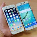 iPhone 6s оказался быстрее Galaxy S8