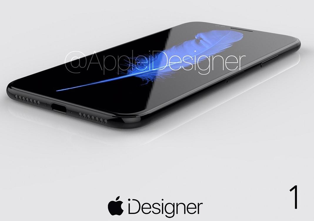 Рендеры iPhone 8 начинают выглядеть реалистично