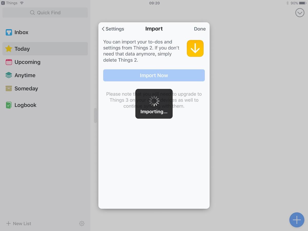 Обзор Things 3 — новая версия знаменитого органайзера