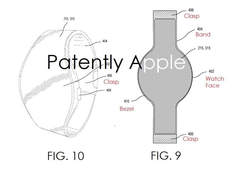 Apple разработала новый дизайн для Apple Watch