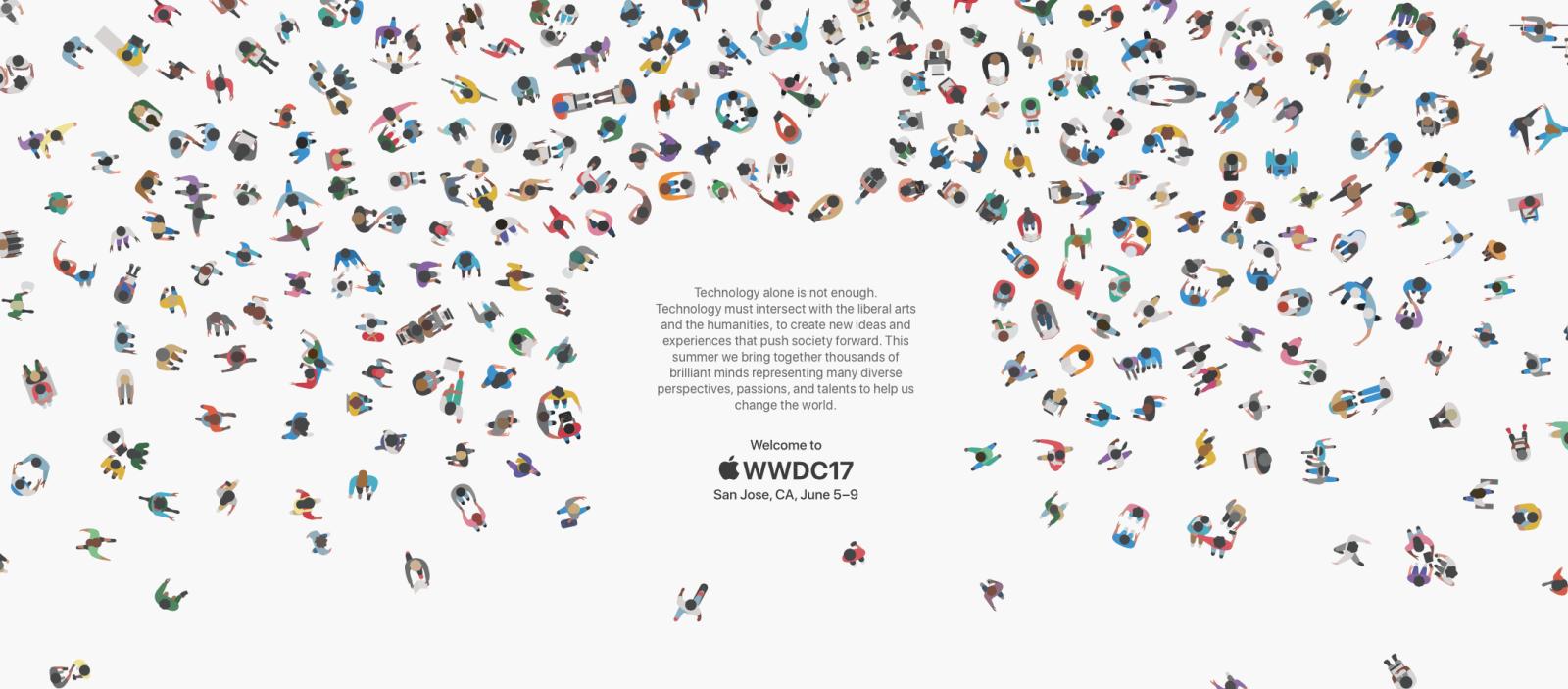 Apple разослала приглашения на презентацию новой iOS и не только