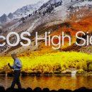 Какие модели Mac получат обновление до macOS High Sierra