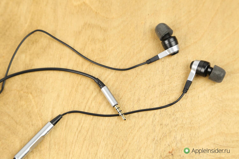 Созданы для iPhone: наушники Denon AH-C621R