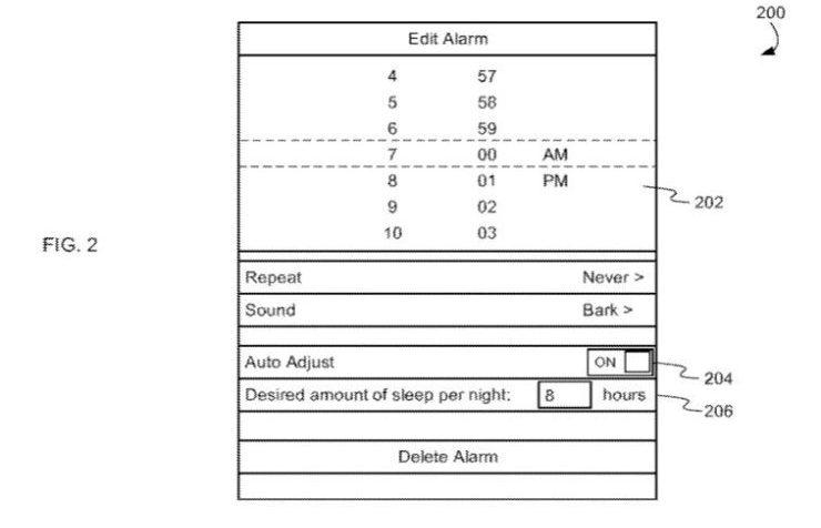 Apple работает над созданием «умного» будильника