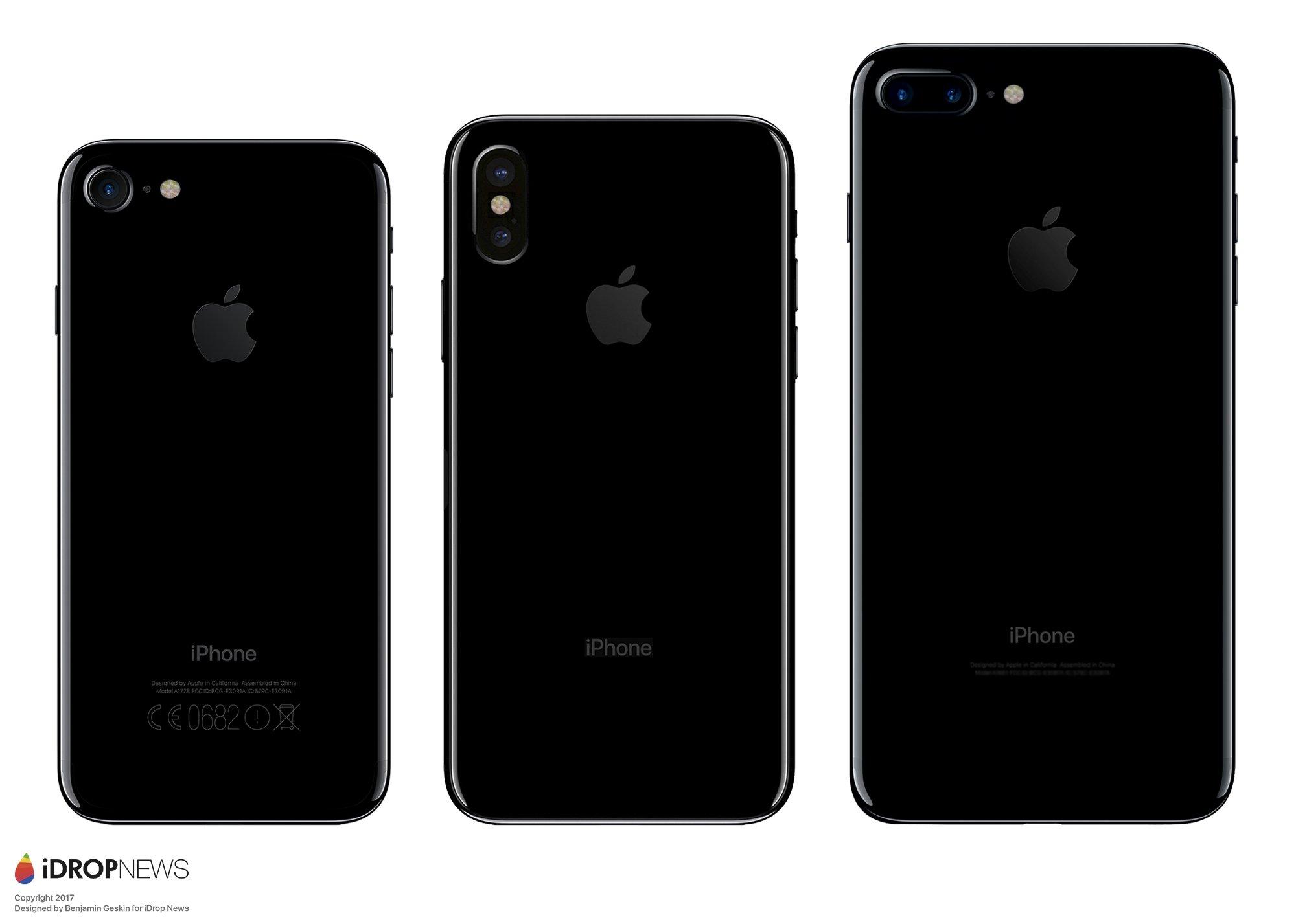 Крупная утечка из Foxconn: iPhone 8, умная колонка, очки и многое другое