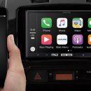 Alpine начала продажу первой магнитолы с беспроводным CarPlay