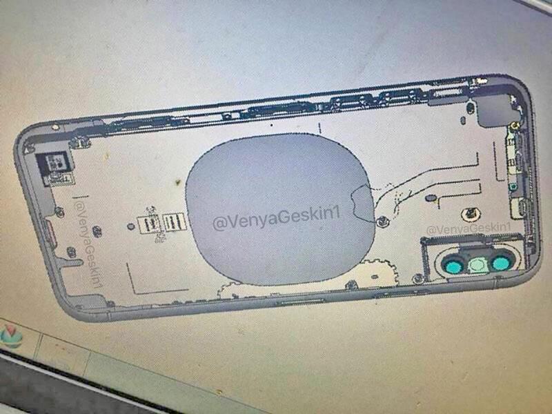 В iPhone 8 все же будет беспроводная зарядка