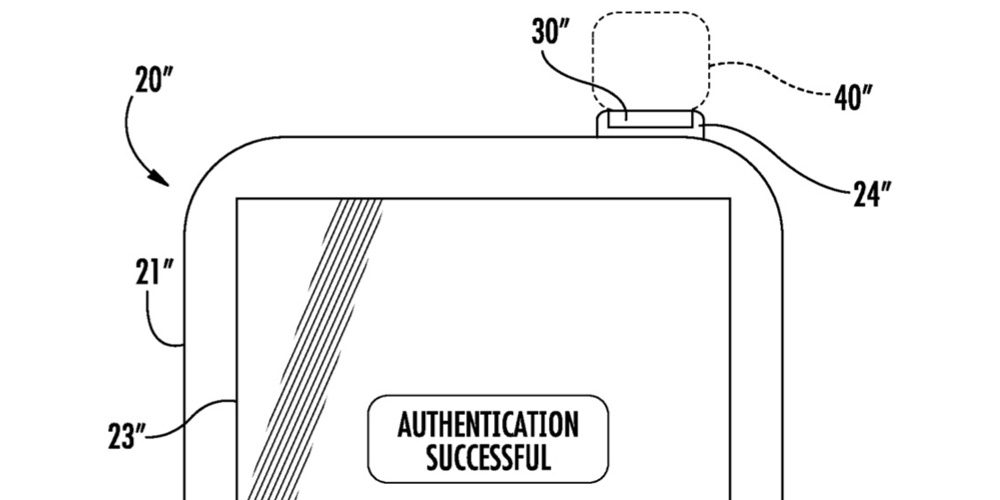 Apple нашла удобное место для сканера отпечатков в iPhone