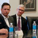 Тим Кук и Илон Маск публично раскритиковали Трампа