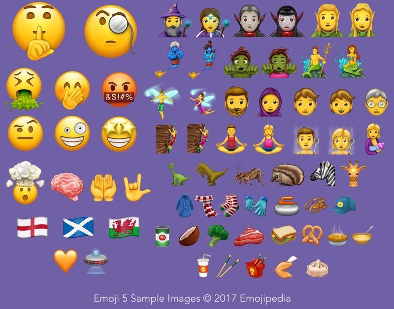 Вампир, зомби и пирог: новые эмодзи появятся в iOS