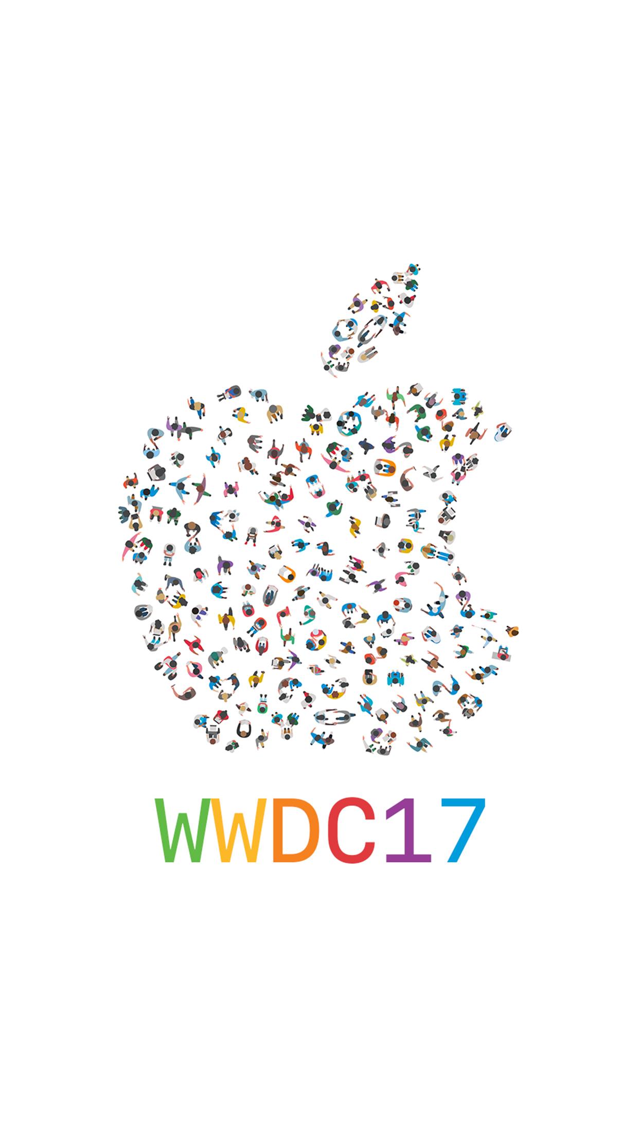 Специальная подборка обоев к WWDC 2017