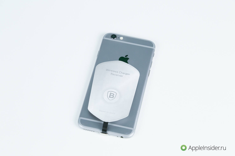 Как оснастить беспроводной зарядкой любой iPhone