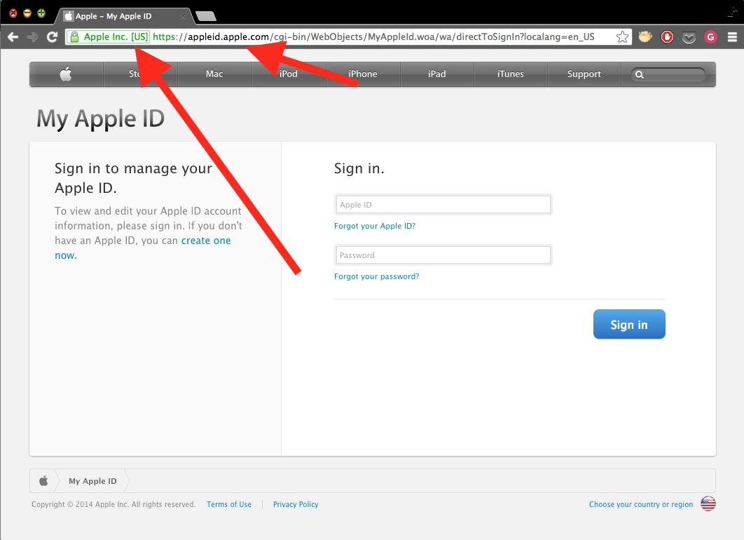 Как мошенники могут украсть ваш Apple ID
