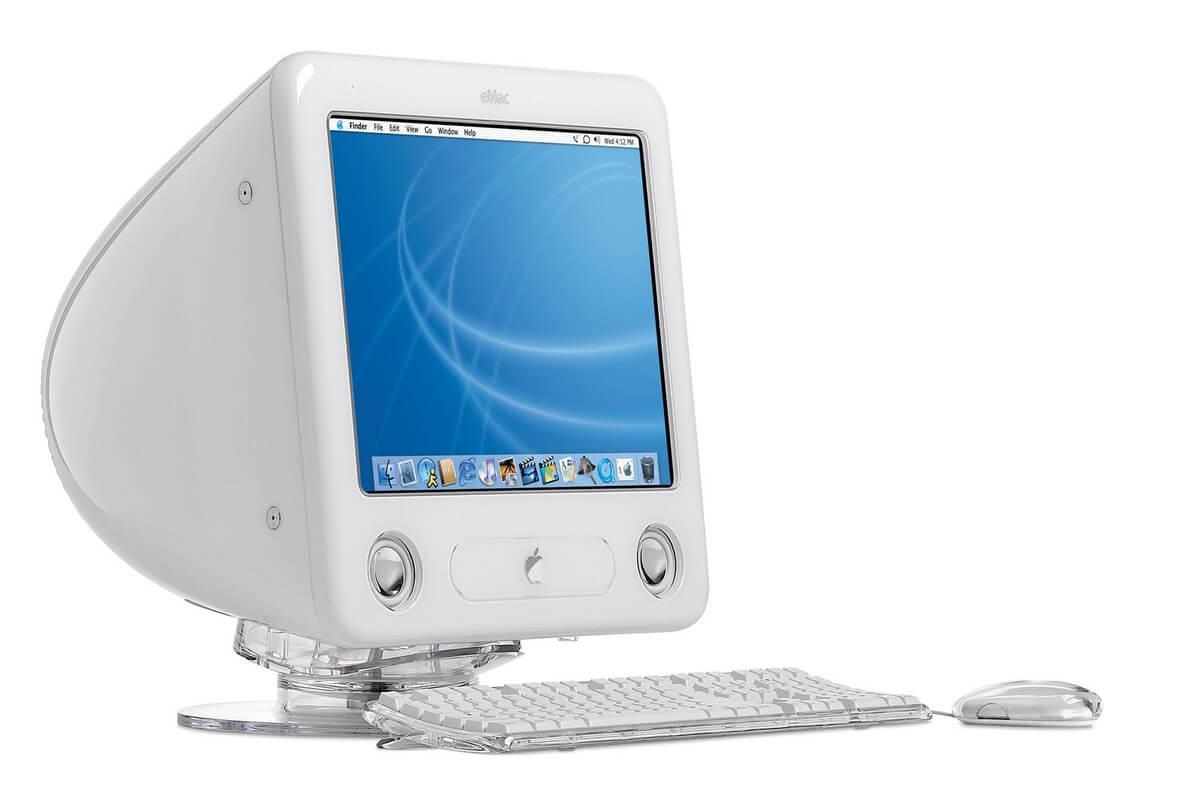 11 лет назад Apple перестала продавать Mac с ЭЛТ-мониторами
