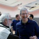 Apple может изменить место проведения презентации нового iPhone
