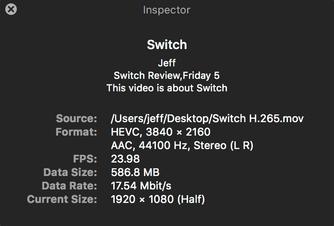 Apple выпустила новый видеокодек HEVC очень вовремя
