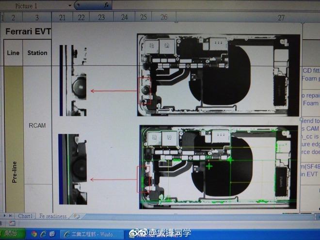 Инженерные чертежи iPhone 8 намекают на отсутствие Touch ID