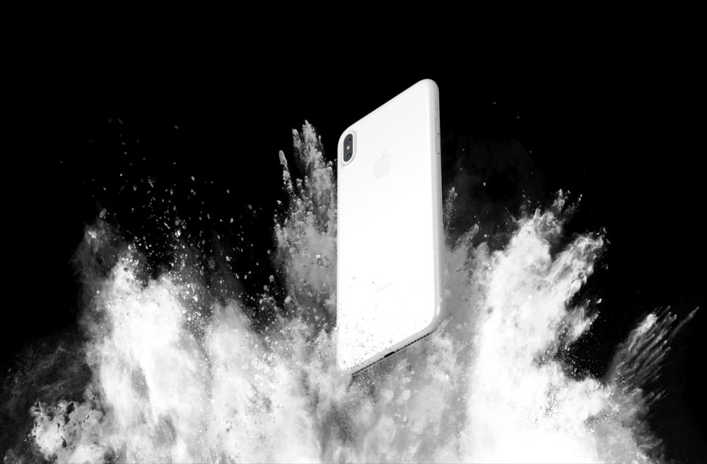 Как могла бы выглядеть реклама iPhone 8
