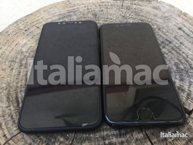 Итальянцы нашли Smart Connector в прототипе iPhone 8