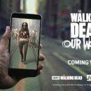 По сериалу «Ходячие мертвецы» выйдет игра с элементами дополненной реальности