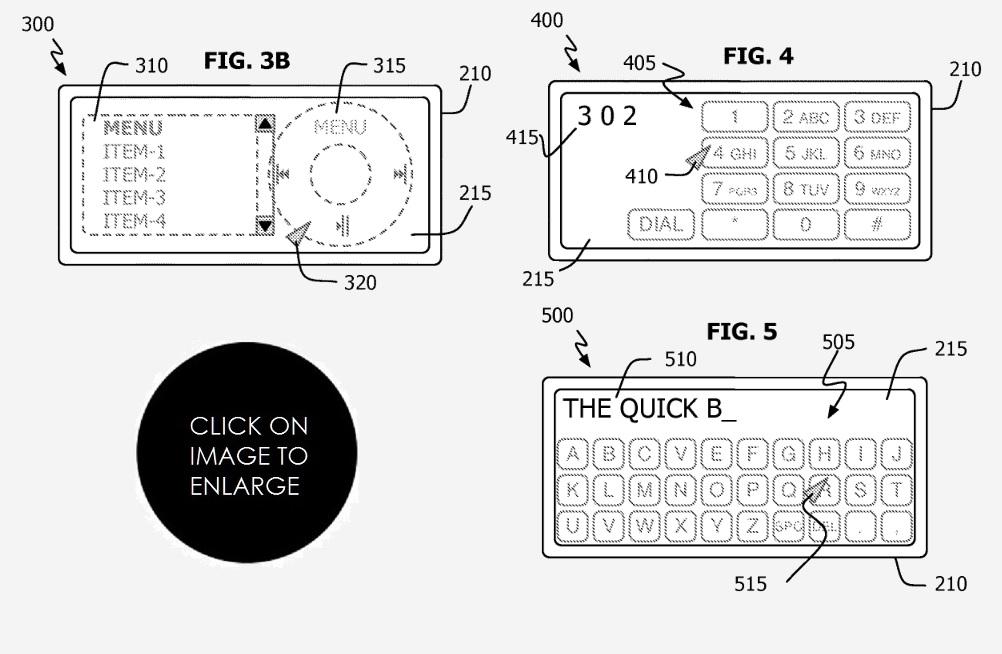 Apple запатентовала прорывной iPhone Nano