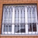 Раздвижные решетки для защиты вашего дома в Австрийском духе