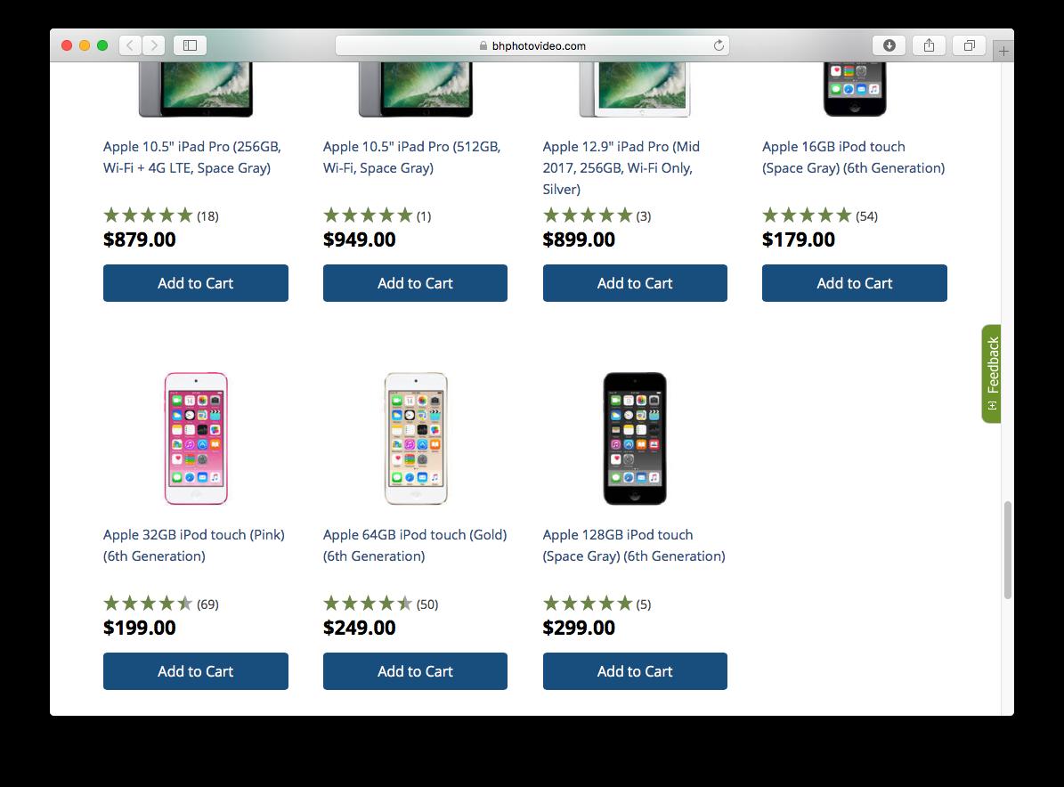 Покупаем новый iPad на 10 000 рублей дешевле!
