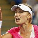 Российская теннисистка Макарова вышла во втором круге US Open на датчанку Возняцки
