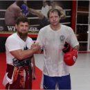 Александр Емельяненко провел тренировку с Рамзаном Кадыровым