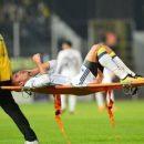 Ван Перси надолго выбыл из строя из-за травмы крестообразных связок колена