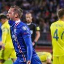 Сборная Исландии обыграла Украину со счетом 2:0