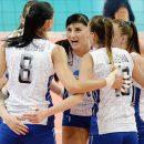 Женская сборная России по волейболу проиграла США на Всемирном кубке чемпионов