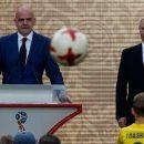 Путин снарядил Кубок мира по футболу в путешествие по городам РФ