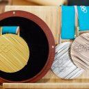В Сеуле были презентованы медали для Олимпийских игр-2018