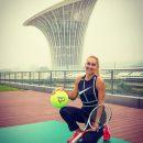Теннисистка Веснина из России пробилась во второй круг турнира в Китае