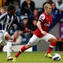 «Арсенал» победил «Вест Бромвич» со счетом 2:0 в шестом туре чемпионата Англии