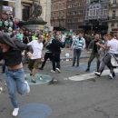 В Германии после футбольно матча подрались фанаты «Кельна» и «Црвены Звезды»