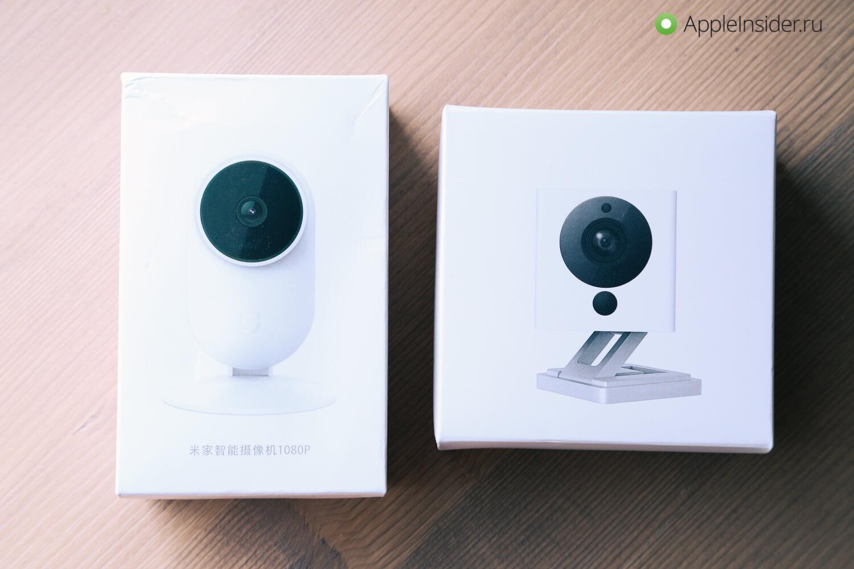 IP-камеры Xiaomi: работают с iPhone и на все случаи жизни