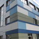 Фиброцементные плиты для фасада вашего здания