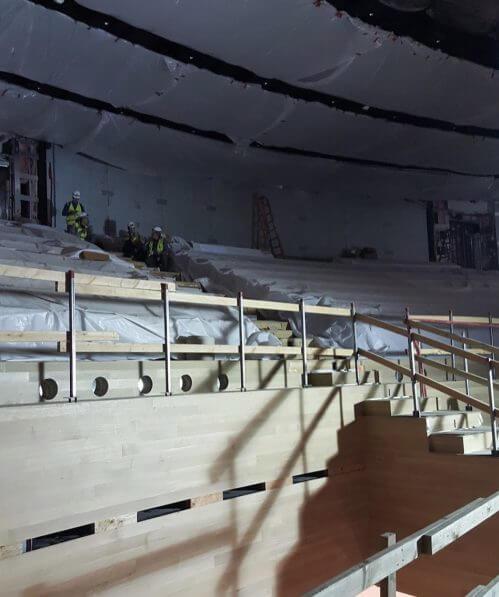 Театр Джобса – как выглядит место презентации новых iPhone внутри
