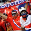 Англичанам советуют бояться российских футбольных фанов